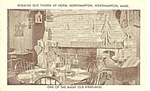Norhampton MA Wiggins Tavern Hotel p34873 (Image1)
