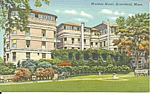 Greenfield MA Waldon Hotel p34880 (Image1)