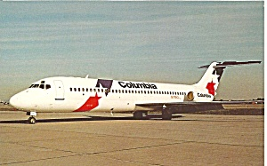 Columbia Air Dc-9-32 P34896