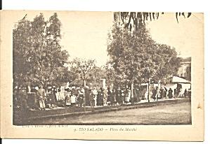 Algiers Algeria Rio Salado Place du Marche p34909 (Image1)