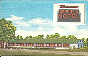 Four Oaks NC Benfield Motel p34911 (Image1)