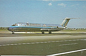 Eastern Airlines Dc-9-31n8979e P34921