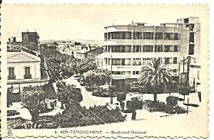 Ain Temouchent Algeria Boulevard National p34927 (Image1)