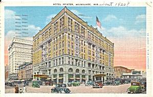 Milwaukee WI Hotel Pfister p34937 (Image1)