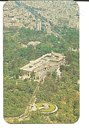 Historic Chapultepec Castle Mexico p34986 (Image1)