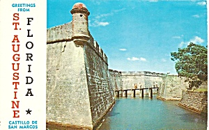 St Augustine FL Castillo De San Marcos p34999 (Image1)