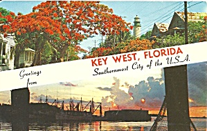 Key West Florida Two Views p35000 (Image1)