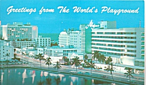 Miami Beach Florida p35003 (Image1)