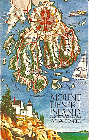 Mt Desert Island Acadia National Park ME p35054 (Image1)