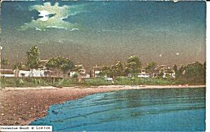 Horseshoe Beach at Low Tide 1915 p35079 (Image1)