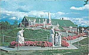 Shrine Our Lady  La Salette Manitoba Canada p35089 (Image1)