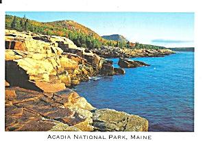 Coastal Scene Acadia National Park ME p35094 (Image1)