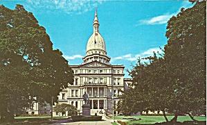 MIchigan State Capitol Lansing p35105 (Image1)