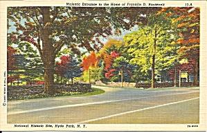 Franklin D. Roosevelt  Home NY Historic Site p35124 (Image1)