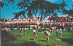 Mount Airy Lodge Poconos PA postcard p35146 (Image1)
