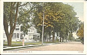 Schenetady NY Upper Union St  1919 Postcard p35166 (Image1)
