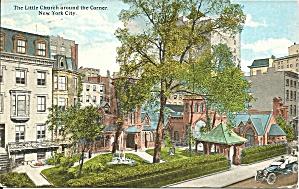New York City The Little Church Around The Corner p35175 (Image1)