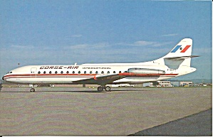 Aerospataile Caravelle SE210 VI-R CruzIro  PP-PDX p35189 (Image1)