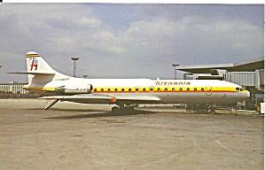 Aerospataile CaravelleSE210 10R  Hispania  EC-CYI p35190 (Image1)