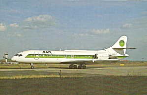 Aerospataile Caravelle 10 R Sat Fluggesellschaft D-abaw P35194