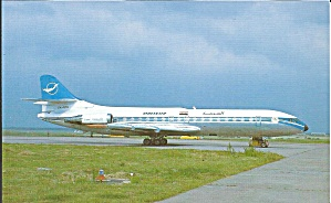 Aerospataile Caravelle 10b3 Of Syrianair Yk-afd P35196