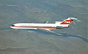 Trans World Airlines Twa 727-231a N54314 P35235