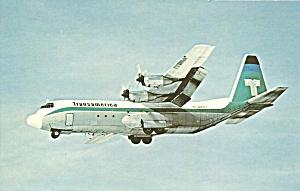 Transamerica Airlines Lockheed L-100-30 N23ST p35289 (Image1)