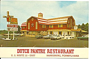 Dutch Pantry Restaurant Harrisburg PA p35314 (Image1)