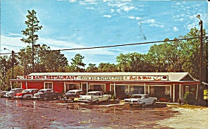 Lake City FL Red Barn Restaurant p35318 (Image1)