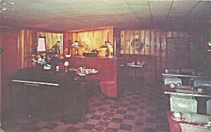 Dunn NC Johnsons Restaurant postcard p35322 (Image1)