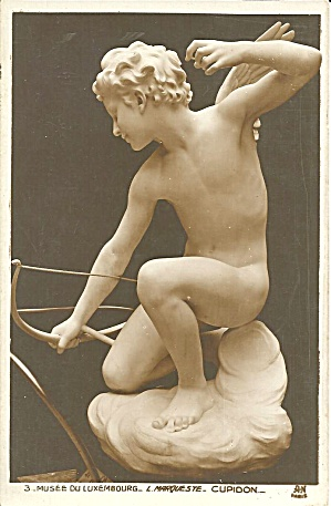 Paris France Musee Du Luxembourge Cupid P35339