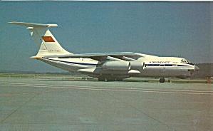 Aeroflot Ilyushin 76T CCCP-76460 JetLiner p35348 (Image1)