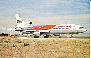 Hawaiian Air Lockheed L-1011-1 N765be P35349