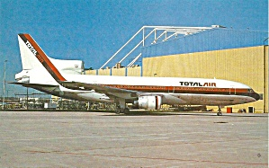 Total Air Lockheed L-1011-385-1 N701da P35363