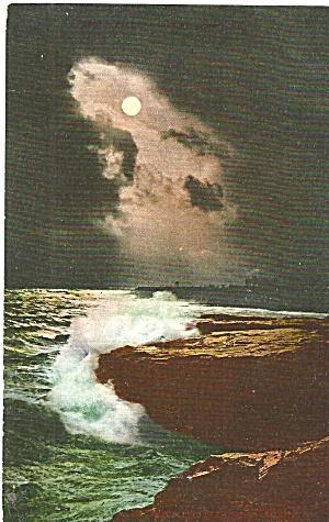 Moonlight Surf Scene p35384 (Image1)