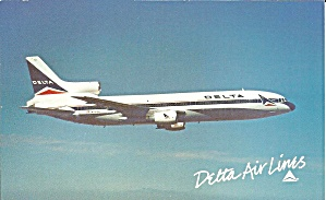 Delta Air Lines Lockheed L-1011 P35414
