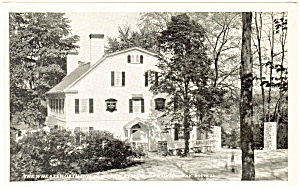 The Wheatsworth Inn Hamburg NJ Postcard p3541 (Image1)