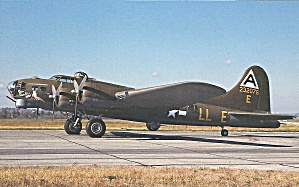 Us Army Air Force B 17g Flying Fortress P35421