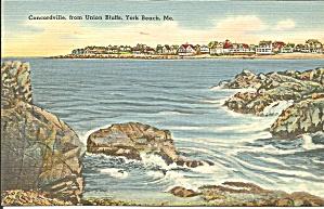 Concordville ME from Union Bluffs York Beach p35435 (Image1)