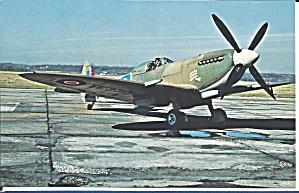 Supermarine Spitfire Mark LF XVI E USAF Museum p35436 (Image1)