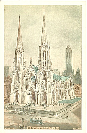 New York City St Patrick s Cathederal p35465 (Image1)
