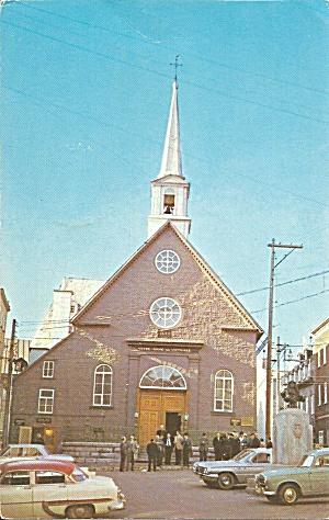 Quebec Canada Notre Dame des Victoires (1688) p35465 (Image1)