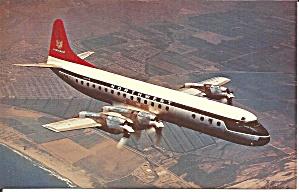Northwest Lockheed L-188C Electra p35468 (Image1)
