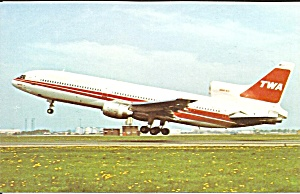Trans World Airlines Twa L-1011-100 N31010 P35479