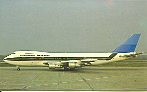 Overseas National Airways 747 N359as P35496
