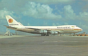 National Airlines 747-135 N77773 P35501