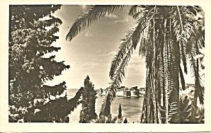 Jugoslavia Castle Postcard p35535 (Image1)