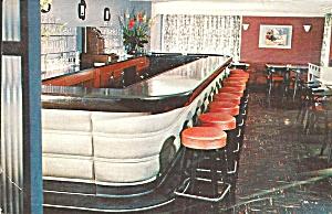 New York City The Terrace Restaurant postcard p35548 (Image1)