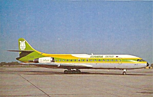 Istanbul Hava Yollart Airlines Caravelle 10r P35570