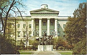 Raleigh NC State Capitol postcard p35571 (Image1)